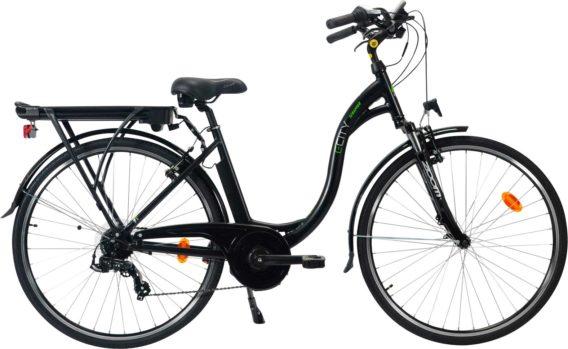 Vélo électrique Scrapper E-City