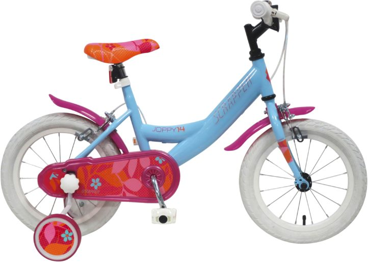 Vélo Enfant Scrapper Joppy 14 1.8