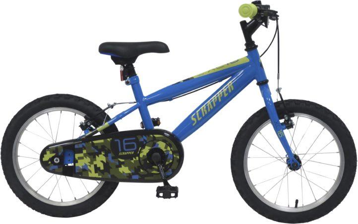Vélo Enfant Scrapper XC 16 1.8