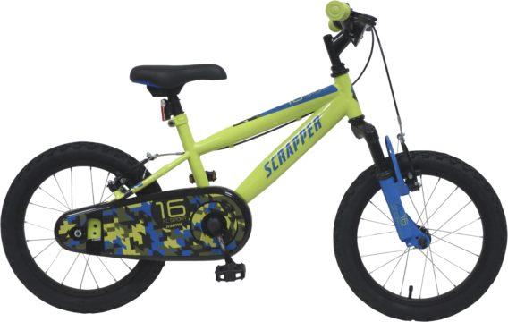 Vélo Enfant Scrapper XC Sport 16 1.8