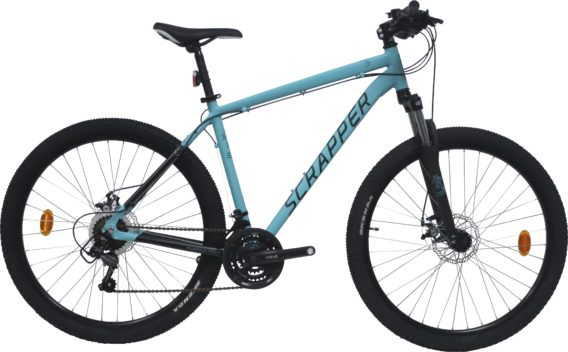 Vélo VTT Scrapper XC 3.9 Bleu