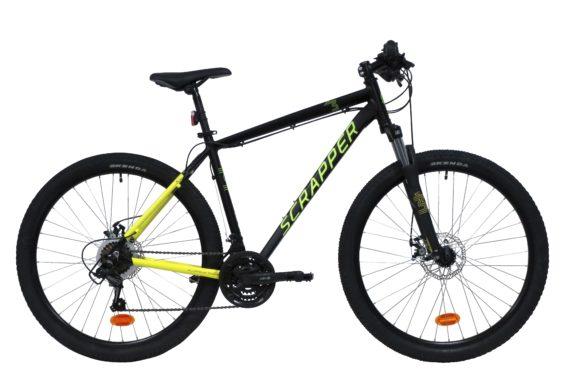 Vélo VTT Scrapper XC 3.9 Noir