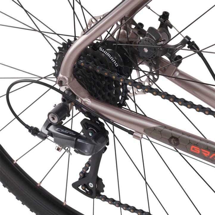 Vélo de route Scrapper Spego gravel-4