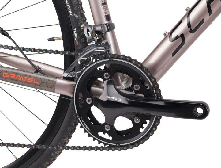 Vélo de route Scrapper Spego gravel-3