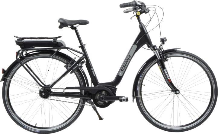 Vélo électrique Scrapper Utlimate Bosch 500