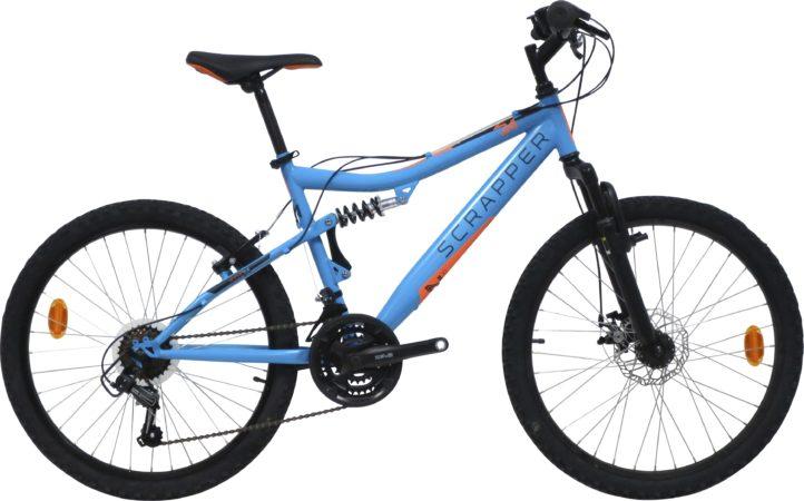 Vélo Enfant Scrapper Ride 24 1.9