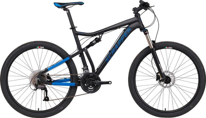 Vélo VTT Scrapper FS6-1