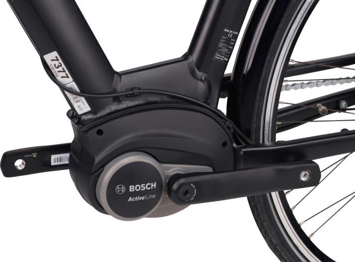 Vélo électrique Scrapper E Ultimate Bosch Disk-5