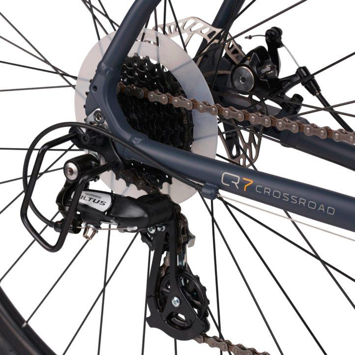 Vélo VTC Scrapper Crossroad 7.0-4