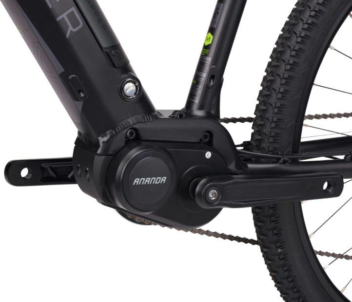Vélo électrique Scrapper E-XC-4-4