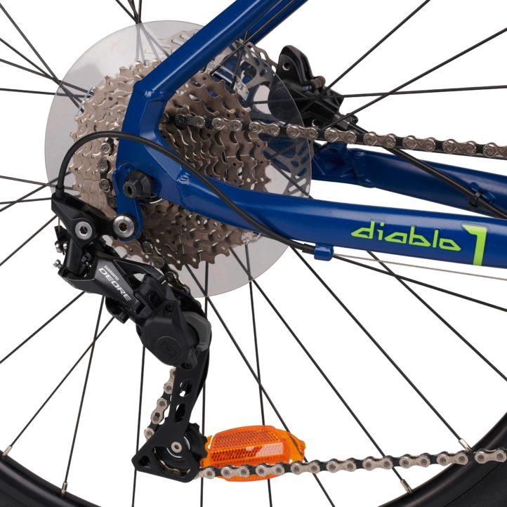Vélo VTT Vario XC Diablo 1-5
