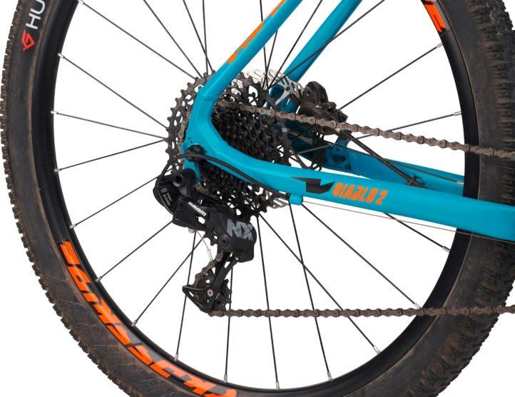Vélo VTT Vario XC Diablo 2-5