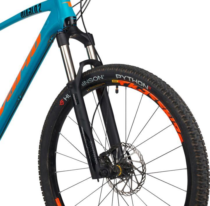 Vélo VTT Vario XC Diablo 2-4
