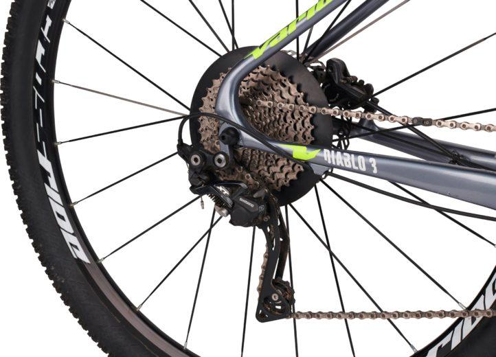 Vélo VTT Vario XC Diablo 3-5