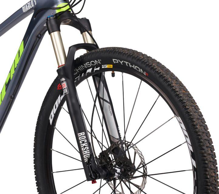 Vélo VTT Vario XC Diablo 3-4