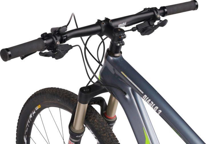 Vélo VTT Vario XC Diablo 3-3