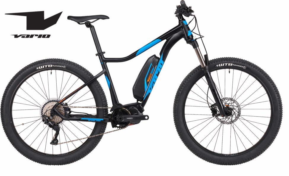 Vélo électrique Vario E-Diablo Rock Shox 500-1