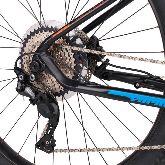 Vélo électrique Vario E-Diablo Rock Shox 500-4