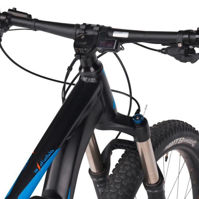 Vélo électrique Vario E-Diablo Rock Shox 500-3