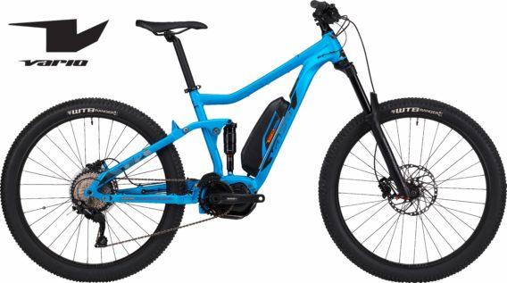 Vélo électrique Vario E-Bomba Rock Shox 500-1