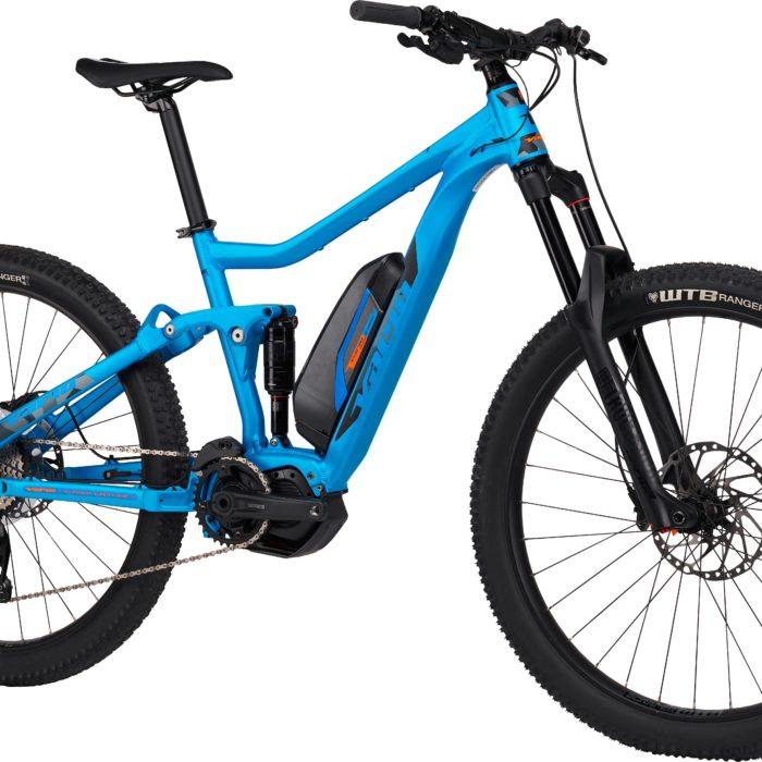 Vélo électrique Vario E-Bomba Rock Shox 500-2