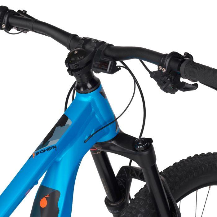 Vélo électrique Vario E-Bomba Rock Shox 500-3